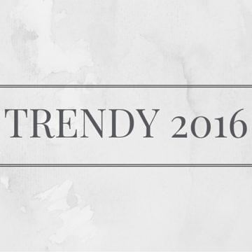 Trendy we wnętrzach w 2016 roku